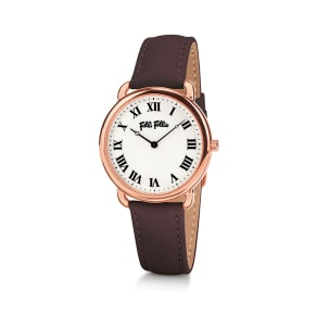 Folli Follie Perfect Match Brown Watch, Brown