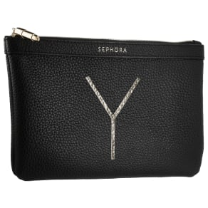"Sephora Collection the Jetsetter: Personalized Pouch Y 8.75"" X 5.5"""