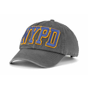 Nypd Nypd Roll Call Adjustable Cap
