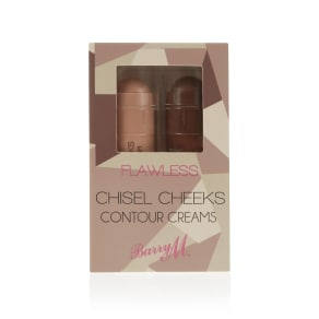 Barry M Chisel Cheeks Cream Contour & Highlighter Sticks 10g