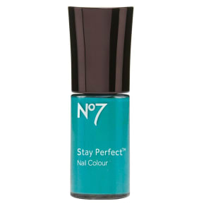 No7 Stay Perfect Nail Colour 10ml Salsa