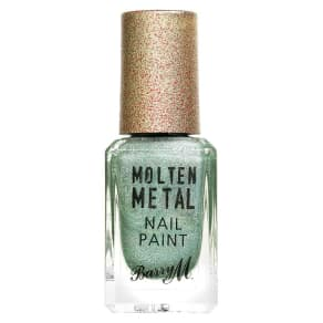 Barry M Molten Metal Nail Holographic Flare