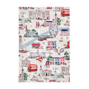London Map A5 Hardback Notepad