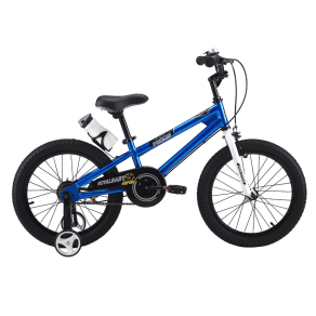 Royalbaby Freestyle 18 Bike - Blue