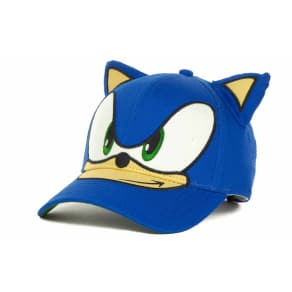 Sonic Sonic Big Face With Ears Youth Cap