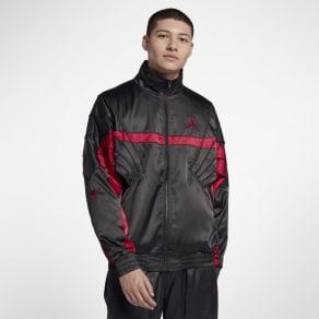 Jordan Lifestyle Aj 5 Men's Jacket - Black