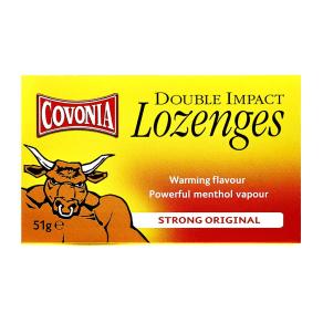 Covonia Double Action Cough Lozenges