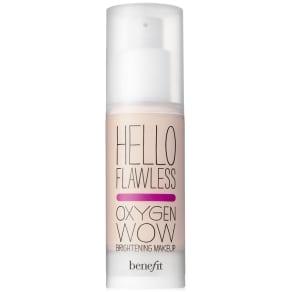 Benefit Cosmetics Hello Flawless Oxygen Wow Spf 25 Liquid Foundation