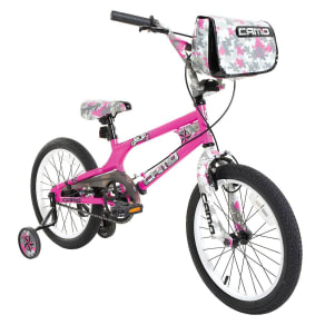 Camo Decoy Girls' Bike - Pink (18'')