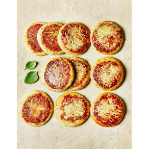 Kids' Cheesy Pizzas (10 Pieces)