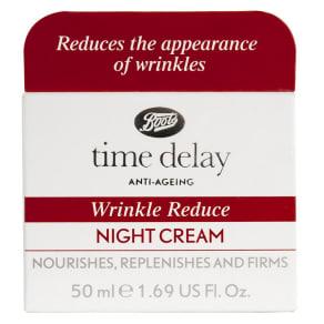 Bootstime Delay Wrinkle Reducing Night Cream 50ml