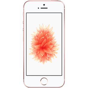 Apple Iphone Se (128gb Rose Gold) at Ps339.00 on No Contract.