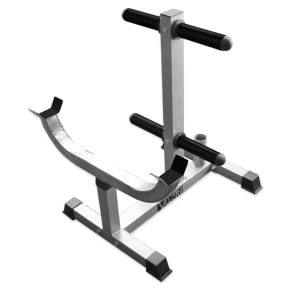 Valor Fitness Cb-7 Curl Station Stand With Plate Storage