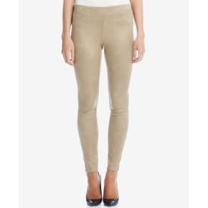 Karen Kane Faux-Leather Pull-On Pants