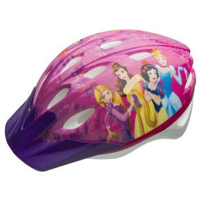 Disney Princess Dare to Believe Child Bike Helmet - Pink