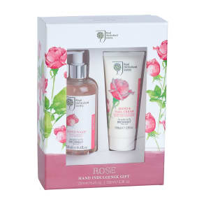Bronnley Rhs Rose Hand Indulgence Gift