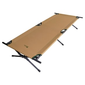 Camping Cot - Brown, Cots