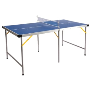 Lion Sports 5 Folding Portable Table Tennis Ping Pong Table