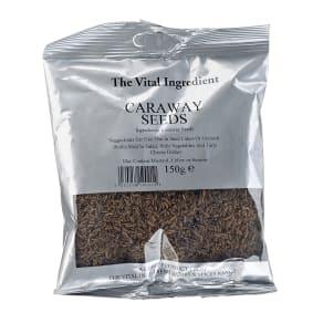 The Vital Ingredient Caraway Seeds 150g - 150g (Per 10g)