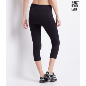 Lld #Bestbootyever 19in Crop Leggings