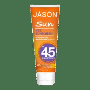 Jason Sunbrellas Kids Natural Sunblock Spf45 113g - 113g