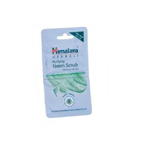Himalaya Herbals Himalaya Purifying Neem Scrub X2 6ml Sachets