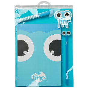 Tinc Tonkin A5 Notebook Gift Set