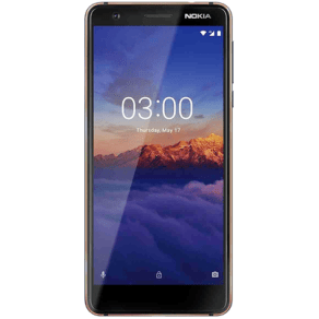 Nokia 3.1 (16gb Blue) at Ps149.00 on No Contract.