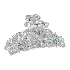 Mood Aurora Borealis Crystal Hair Clamp