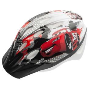 Cars Titanium McQueen Child Helmet - Black/Red