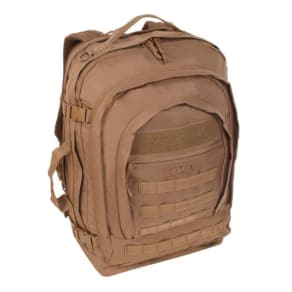 Sandpiper of California Bugout Backpack - Coyote Brown