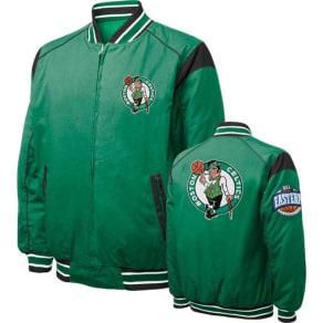 Boston Celtics G-Iii Sports Nba Reversible Current Throwback Jacket