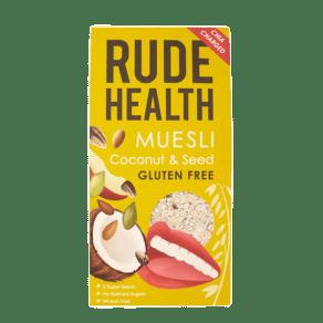 Rude Health Coconut & Seed Muesli 500g