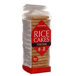 Clearspring Teriyaki Rice Cakes 150g - 150g