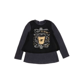 Guess Kids 2-In-1 T-Shirt And Sweater