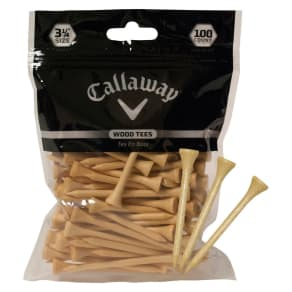 Callaway 3.25 Wood Golf Tees