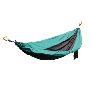 Brainstorm Products Outdoor Teal Double Hammock