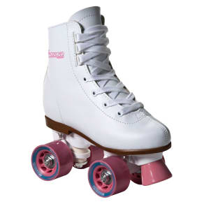 Chicago Girls' Rink Roller Skates - 11, White