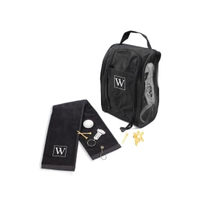 Cathy's Concepts Monogram Golf Set, Size One Size - Grey