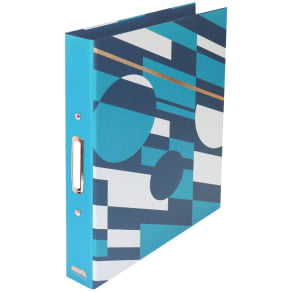 Mini Moderns Ringbinder With Dividers