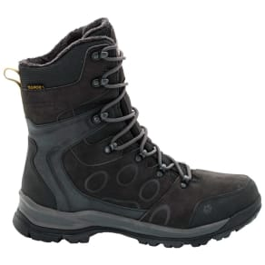 Jack Wolfskin Waterproof Winter Shoes Men Glacier Bay Texapore High Men 7,5 Grey