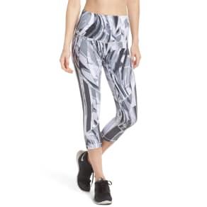 Women's Zella Sheer to There High Waist Crop Leggings, Size Xx-Small - White