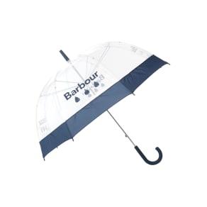 Barbour Raindrop Umbrella, Blue