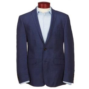 Murano Slim Baird McNutt Linen Tencel Blazer