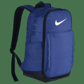 Nike Brasilia X-Large Backpack - Game Royal/Black/White