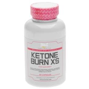 Everlast Ketone Burn Xs Ladies