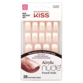 Kiss Salon Acrylic Nude - Breathtaking