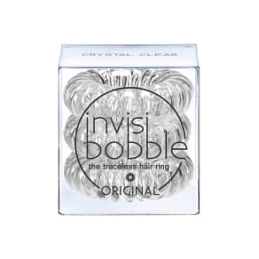 Invisibobble Original 3 Pack - Crystal Clear, Clear