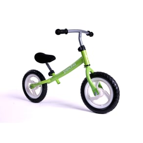 "Sterling Wonkawoo Ride & Glide 12"" Balance Bike, Green"