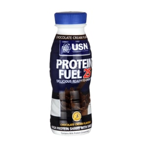 Usn Pure Protein Fuel Rtd Chocolate 330ml - 330ml